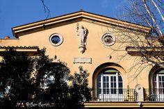 En güzel dekorasyon paylaşımları için Kadinika.com #kadinika #dekorasyon #decoration #woman #women Roma. Ostiense. Architettura-6524a