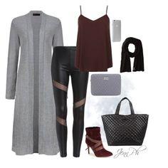 """""""On The Run"""" by simplicityaruba ❤ liked on Polyvore featuring Ally Fashion, Case-Mate, Soia & Kyo, Dorothy Perkins, Marc by Marc Jacobs, M Z Wallace and Vince Camuto"""