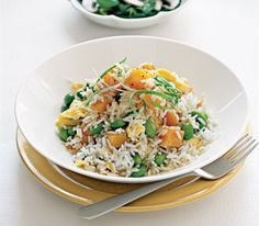 Coconut Rice With Winter Squash (Africa)