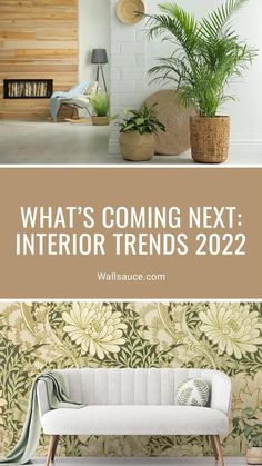 Be on-trend way ahead of everyone else with these interior design trends 2022! Read more trends and tips on our blog for Europe.