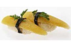 Kazunoko (herring roe) - Types of Nigiri Sushi