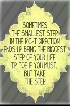 Love this quote! Take your first step with Plexus. Message me