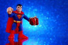 superman <3 gift