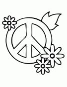 Does your kid love to color & want to get him involved in coloring images? why not offer peace sign images? Find 15 free printable peace sign coloring pages Free Printable Coloring Pages, Free Coloring Pages, Printable Art, Coloring Books, Printables, Peace Sign Images, Peace Signs, Peace Poster, Coloring Sheets For Kids
