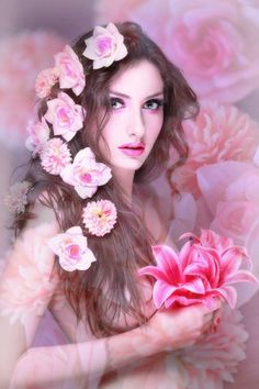 ⊱✿ Pretty pink ✿⊰ Lina Karra.