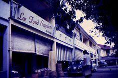 Shop on Maju Avenue - Serangoon Gardens in the old days