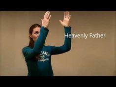 American Sign Language (ASL) Lesson: Church & KLMNO