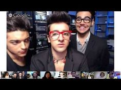 Piero's 20th birthday, Streamed live on Jun 24, 2013, 18 minute interview