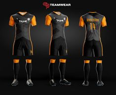Here are a couple of our new soccer uniform designs for both youth and adult.Get your custom uniform today