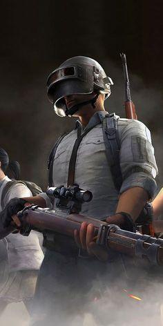 Video game, PlayerUnknown's Battlegrounds, helmet man, 1080x2160 wallpaper