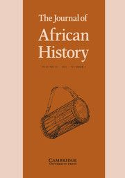 The Journal of African History - http://journals.cambridge.org/afh