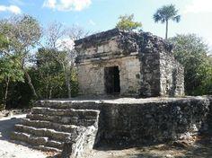Ruins of San Gervasio -- Cozumel, Mexico