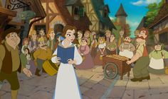 Hilarious. Bonjour, Spring: Fashion Tips From Belle | Oh My #Disney