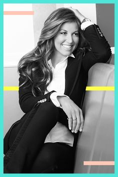 """30 Of New York's Coolest Moms Talk Raising Kids In The City #refinery29  http://www.refinery29.com/raising-kids-in-new-york-city#slide-25  Dylan Lauren, Founder & CEO, Dylan's Candy Bar""""There's so many inspiring things to take in everywhere, whether it's window shopping, having access to tons of amazing stores, visiting museums, or venues like the zoo, parks, playgrounds, restaurants, or children's play places. I can't wait to take them to my store, Dylan's Candy Bar, and see their reaction…"""
