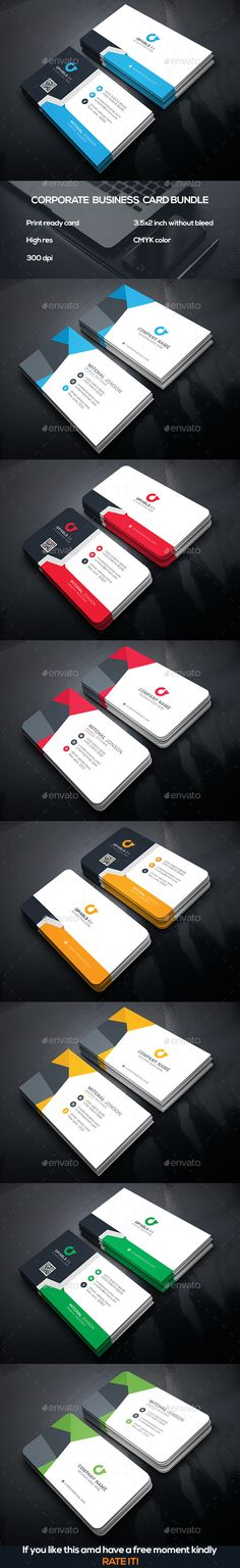 Business Card Design Idea 2 in 1 - Business Card Template PSD. Download here: http://graphicriver.net/item/business-card-2-in-1/16571009?ref=yinkira