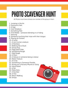 photo scavenger hunt for kids :: AWESOME summer boredom buster idea! - - photo scavenger hunt for kids :: AWESOME summer boredom buster idea! photo scavenger hunt for kids :: AWESOME summer boredom buster idea! Fun Sleepover Ideas, Sleepover Birthday Parties, Sleepover Activities, Girl Sleepover, Activities For Teens, Birthday Party For Teens, Games For Teens, Party Activities, Girl Birthday