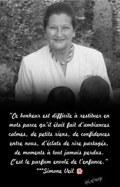 """""""This happiness is difficult to restore in words because it was made . Confucius Citation, Simone Veil, Plus Belle Citation, Who Runs The World, Life Words, Live Love, Inspirational Quotes, Messages, Thoughts"""