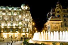 Hotel Castillo Lanjarón: NOCHE EN BLANCO EN GRANADA   La maravillosa ciuda...