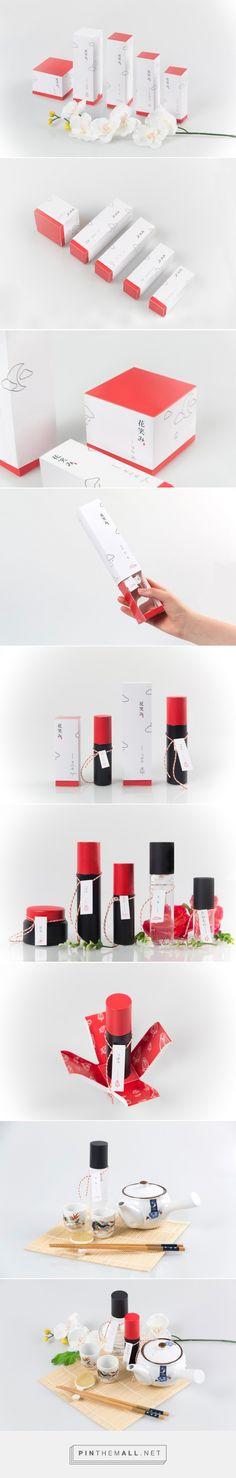 Hanaemi Cosmetics packaging design concept by Hyun Yun, HaeChan Jung, YeonHee Choi (Korea) - http://www.packagingoftheworld.com/2016/06/hanaemi-cosmetics-student-project.html