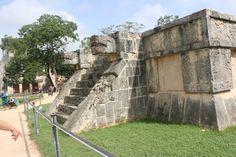 Chichen Itza is located in the Yucatan Peninsula