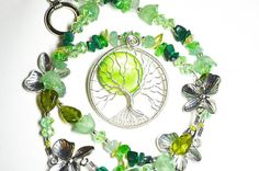Green for envy by Anna Ramsey on Etsy