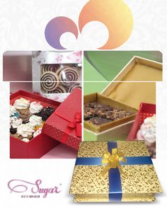 Gifting season is almost upon us, summer soirees, bridal showers and weddings make us busy busy! Place your orders for delicious treats in pretty packing for your loved ones in advance. Call us on 022-26614708 or email us on sugarthepatisserie@gmail.com for inquiries #weddinghamper #loveofsharing #wedding #happymoments #sugarthepatisserie