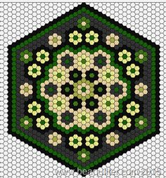 EQ Tutorial for Hexagon Passion. Paper Piecing Patterns, Quilt Patterns, Patchwork Patterns, Chicken Scratch Embroidery, Hand Quilting, Hexagon Quilting, Beaded Banners, Iron Beads, Green Quilt