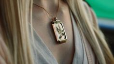 Jewelry with hidden GPS chips offers personal safety with style ...