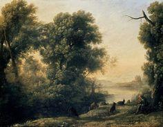 Claude Lorrain - The Herdsman