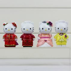 Slam Dunk blue set of 4pcs Figure figures PVC gift doll toy manga new