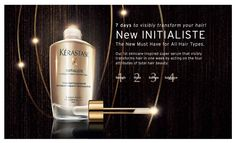 Kerastase Paris - Professional Hair Care and Hair Styling Products