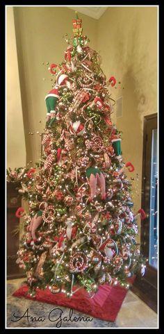 Christmas Holidays, Christmas Decorations, Xmas, Holiday Decor, Christmas Trees, Diy, Chanel, Decorating, Pretty
