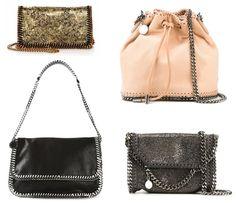 STELLA MCCARTNEY FALABELLA LUXURY VEGAN HANDBAGS - Vegan luxury - Vegan Designer Bags
