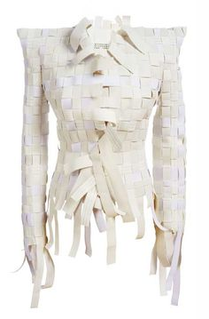 Maison Martin Margiela 'Artisanal' Collection SS 2008 ELASTIC JACKET