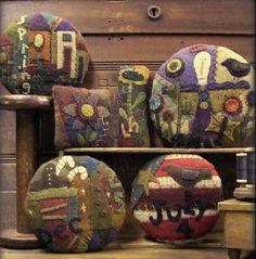 The Crazy Bunch - Primitive Pieces by Lynda