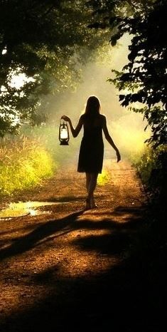 """~♥ ~ Psalm 119:105 """"Your word is a lamp to my feet And a light to my path."""" ~♥"""