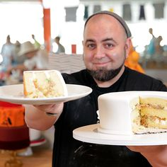 Love the Ace of Cakes!Duff Goldman's cake decorating tips