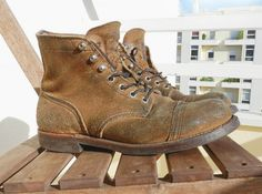 Red Wing Iron Rangers 8113 from Portugal