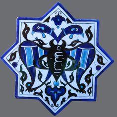 Turkish Tiles, Portuguese Tiles, Moroccan Tiles, Slab Pottery, Ceramic Pottery, Sculpture Clay, Ceramic Sculptures, Turkey Art, Handmade Pottery