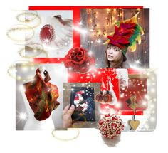 """""""Amazing Carnival!"""" by canisartstudio ❤ liked on Polyvore featuring WALL"""