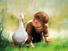 Richard Paintings   Richard Judson Zolan Paintings, Zolan Childhood Paintings, Wallpaper ...