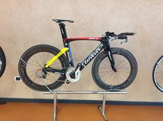 What a stunning Wilier TT Bike