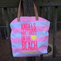 Victoria's Secret beach bag.  NWOT Victoria's Secret beach bag. NWOT Victoria's Secret Bags Totes