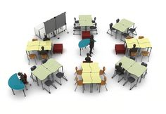 Evolving Learning Spaces | artcobell