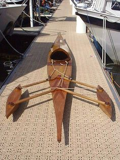 kayak trimaran - Google Search