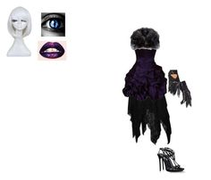 """""""Ursula"""" by locksley-cxli ❤ liked on Polyvore featuring art"""