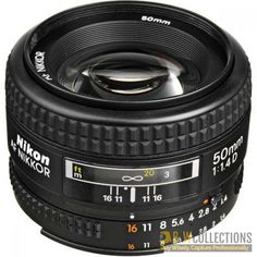 Buy Nikon 50mm f/1.4D AF Lens At Rs.28,000 Features :- ultra fast f/1.4 maximum, classic 50mm angle of view Cash on Delivery Hassle FREE To Returns Contact # (+92) 03-111-111-269 (BnW) #BnWCollections #Nikon #50mm #Lens
