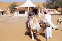 Wahiba Sands - Kamelreiten