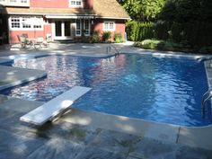 What would you do if this was your backyard pool?  http://www.vantagepools.ca/pool_and_spa_photo_gallery.htm