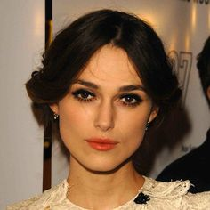 Keira Knightley 1910s hair